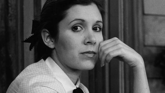 Celebrities react to the death of Carrie Fisher on Twitter