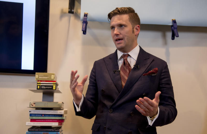 It Looks Like PayPal Has Cut Off White Supremacist Richard Spencer