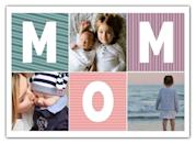 "<p>collage.com</p><p><strong>$0.99</strong></p><p><a href=""https://www.collage.com/photo-cards/pastel-mom-blocks-5x7-card?lc=save60&gclid=Cj0KCQjwu6fzBRC6ARIsAJUwa2S-TWJGVotccf-T0RvgdII6YHEvzDrjeGCWHiBpStBLhvliHN2fF_oaAuE_EALw_wcB"" rel=""nofollow noopener"" target=""_blank"" data-ylk=""slk:Shop Now"" class=""link rapid-noclick-resp"">Shop Now</a></p><p>The ease of designing cards online makes this gift a no brainer when it comes to something small but heartfelt. Select a few photos of Mom and her children for a frame-worthy collage.</p>"