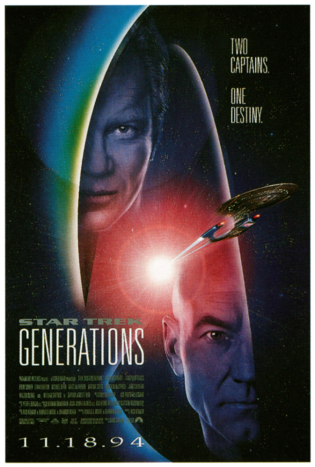 """Star Trek: Generations"" - 1994"