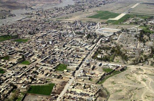 North Waziristan is a stronghold of the Haqqani network