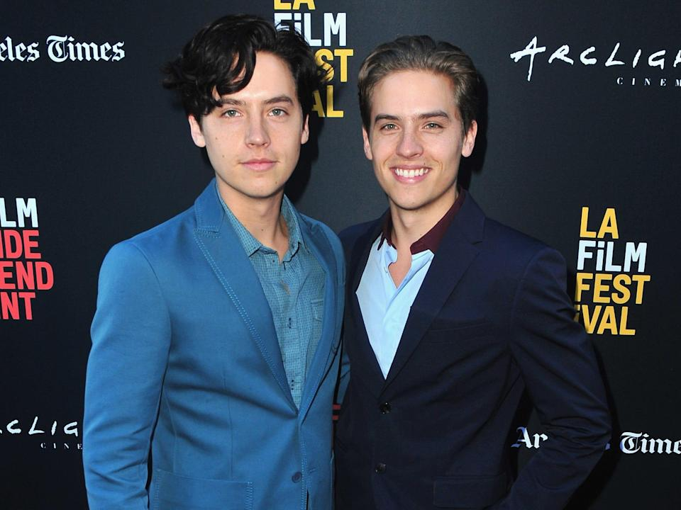 cole sprouse dylan sprouse