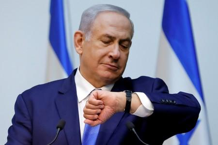 'King Bibi' fights for his political life in Israeli election