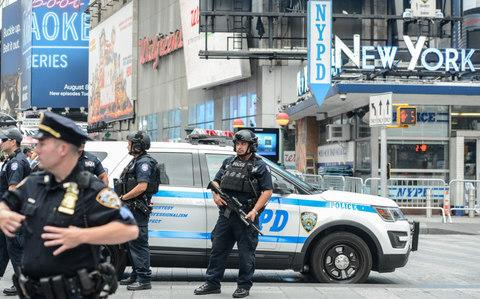 Crime has been falling in New York for 20-years following a change in approach