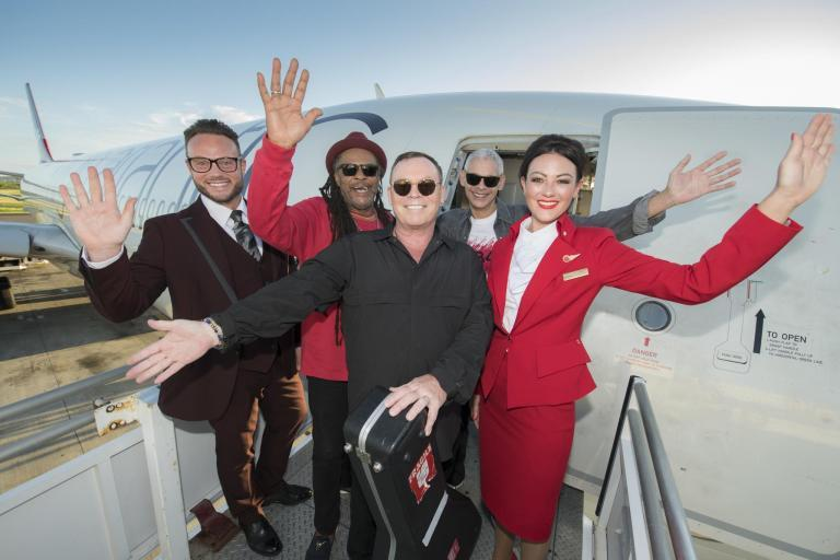 UB40 lead new campaign to encourage tourists back to the Caribbean after Hurricane Irma