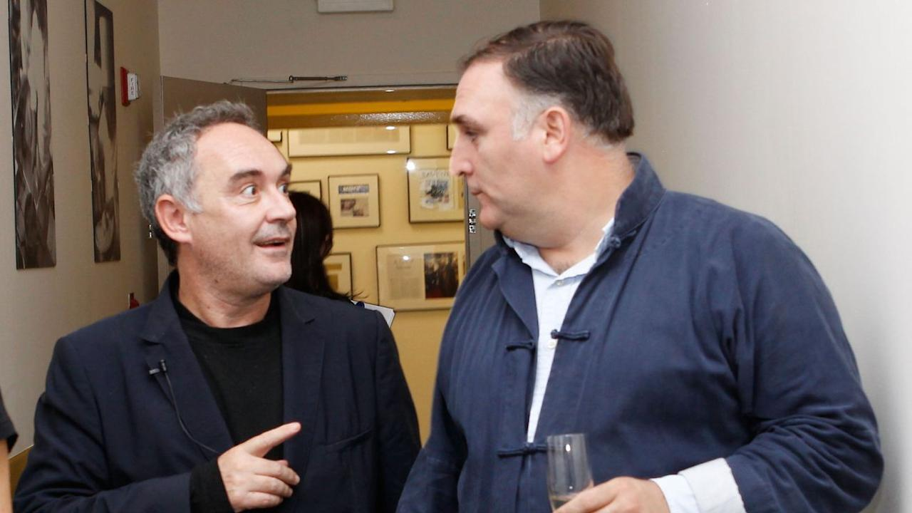 Holy Crap: Brothers Behind El Bulli Are Now in on Jose Andres' Spanish Food Hall