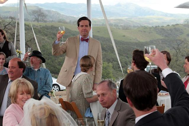 """""""Finale"""" Episode 924/925 -- Pictured: (l-r) Ed Helms as Andy Bernard"""