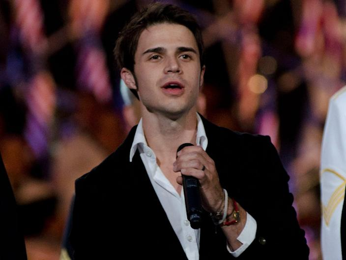 Getty Images Kris Allen american idol
