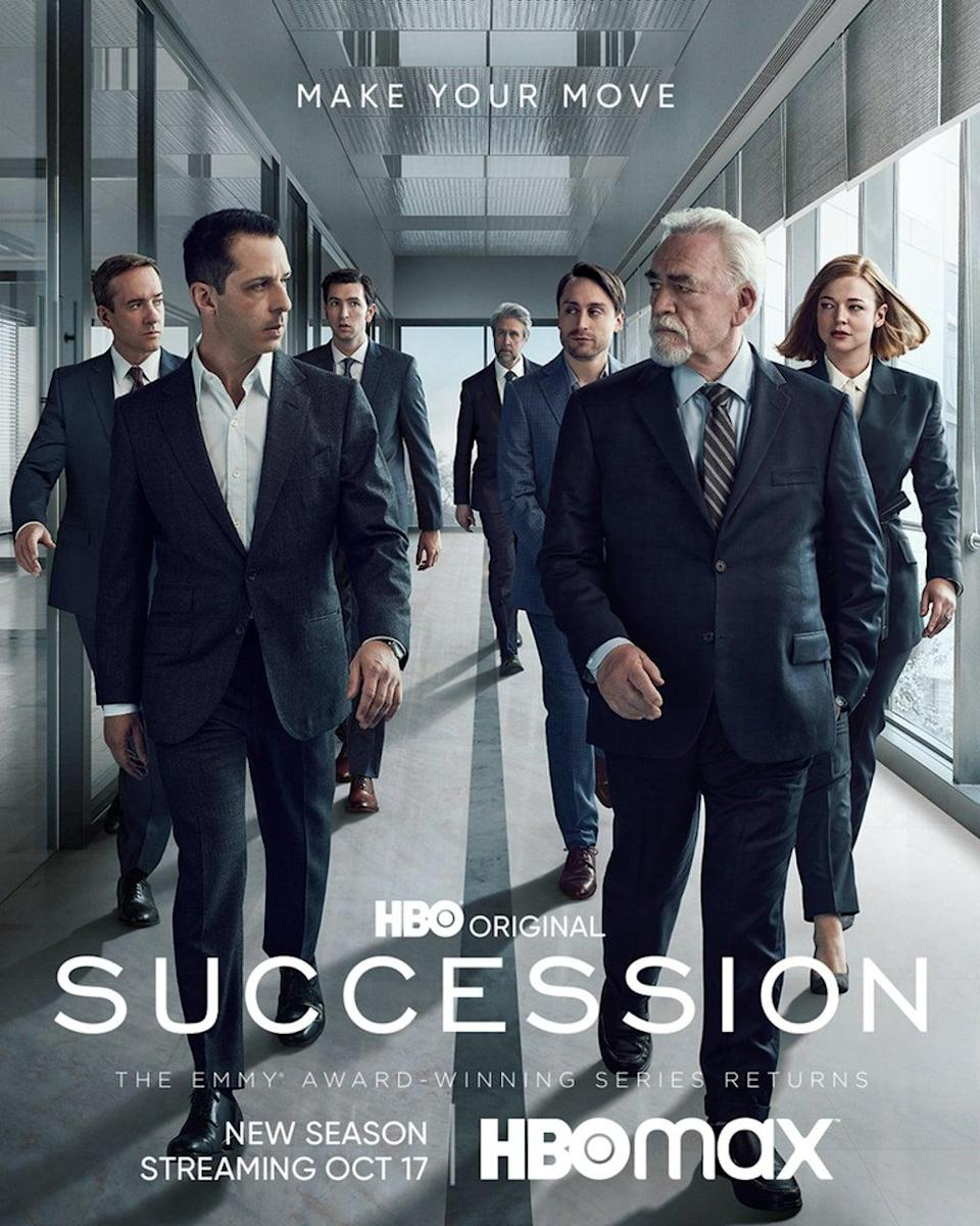 The third season of 'Succession' will start on 17 October (HBO)