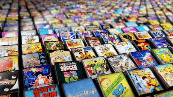 Antstream charges $10 a month for its subscription to retro games.