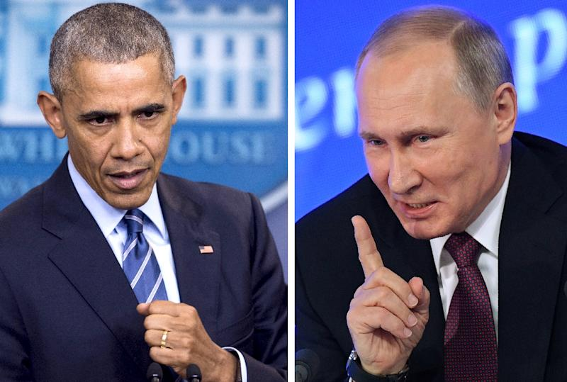 President Putin's refusal to expel US diplomats came after Russia's foreign ministry asked him to send home 35 in a tit-for-tat retaliation for the expulsion of the same number of its staff by President Barack Obama