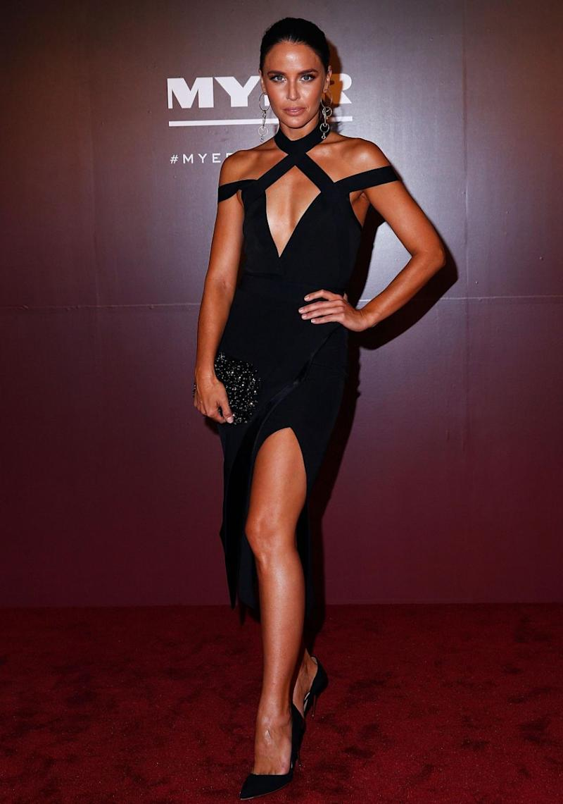 After five years with Myer, Australian actress and model Jodi Anasta has stepped down from her fashion ambassador role with the retail giant. Source: Getty