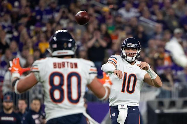 The lingering questions about Trey Burton's health were mostly answered Sunday when Ryan Pace met with reporters ahead of training camp.
