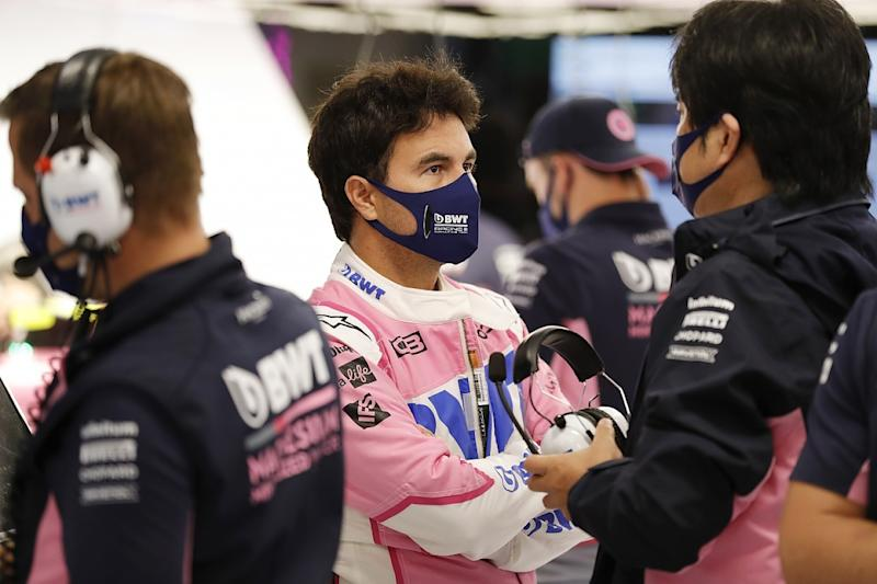 Leading driver admit F1 can't fully prevent COVID risk