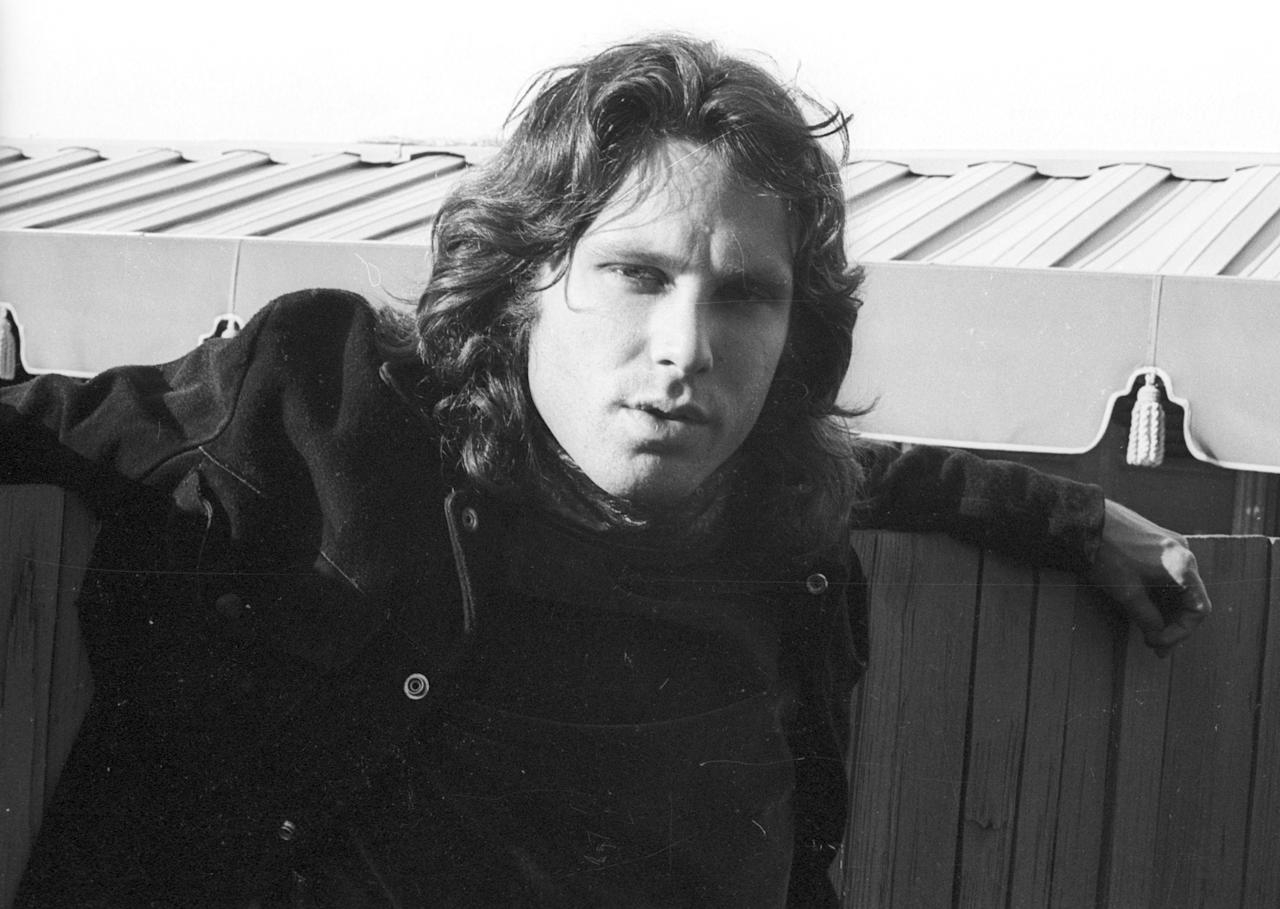 Jim Morrison Jim Morrison is someone I've been obsessed with for the longest time and for a period I actually believed he was my late husband…yes yes weird I know…but that's how obsessed I was with him. And so given a choice he's the first man I'd love to go on a date with.