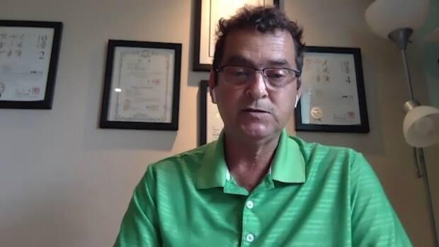 Marc Maillet is the Nova Scotia director for the Canadian Transplant Association, and an organ transplant recipient.