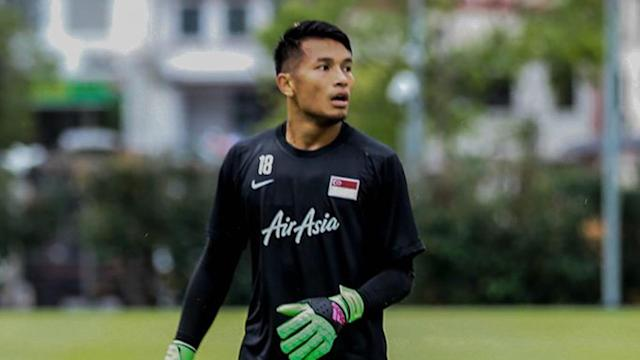 Veteran goalkeeper Hassan Sunny will be plying his trade in Singapore with Home United ....