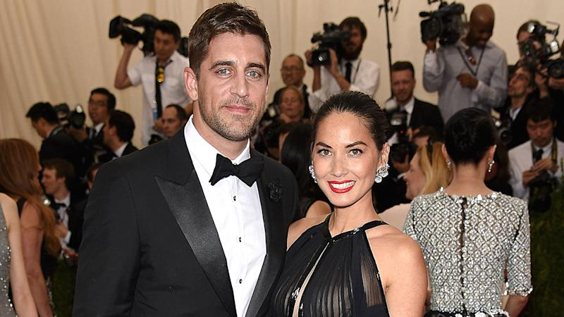 Aaron Rodgers' ex-girlfriend Olivia Munn reportedly 'devastated' by split