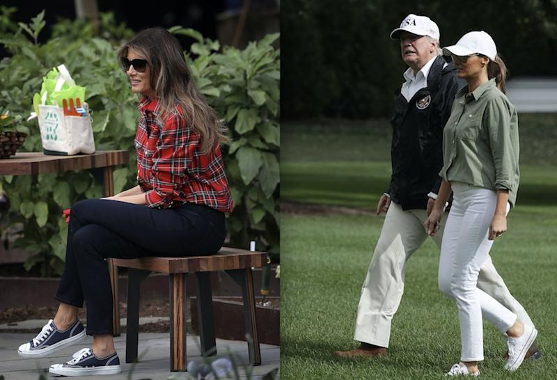 Melania Trump is brilliantly copying Michelle Obama and