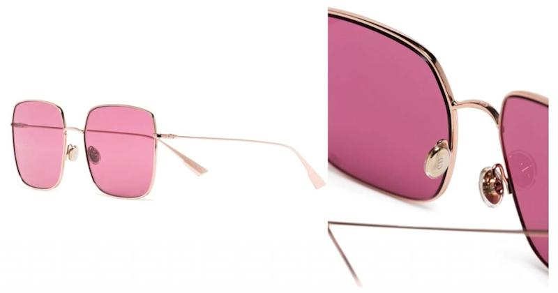 DIOR EYEWEAR pink DiorStellaire1 sunglasses