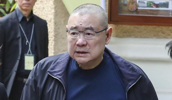 Joseph Lau Luen-hung has handed control of Chinese Estates to his son. Photo: Felix Wong