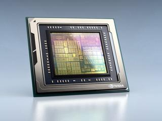 Pictured here is the NVIDIA Orin SoC, which delivers 200 trillion operations per second.