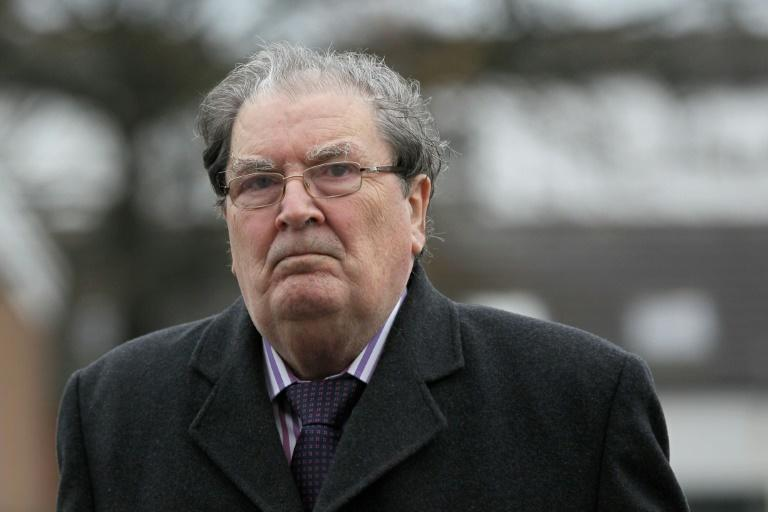 John Hume, a former Northern Ireland politician, won the Nobel Peace Prize in 1998