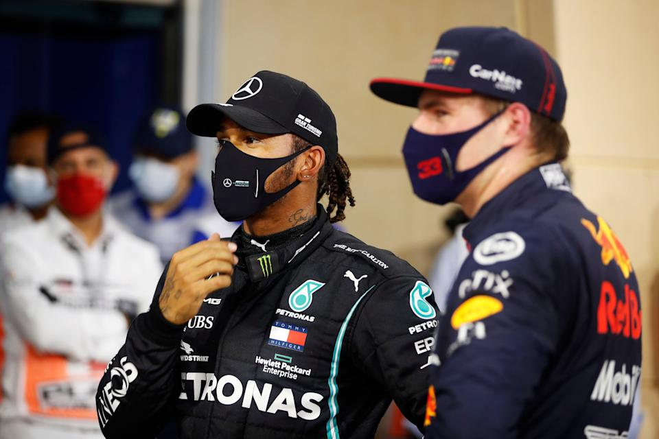 Max Verstappen is tipped as the strongest challenger to Lewis Hamilton this season (Getty)