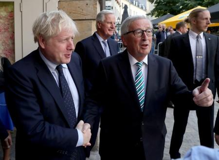 EU's Juncker says on Brexit: 'I think we can have a deal'
