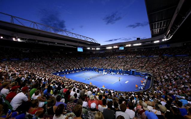 The intention is to play a tie-break at 6-6 in the final set - Getty Images