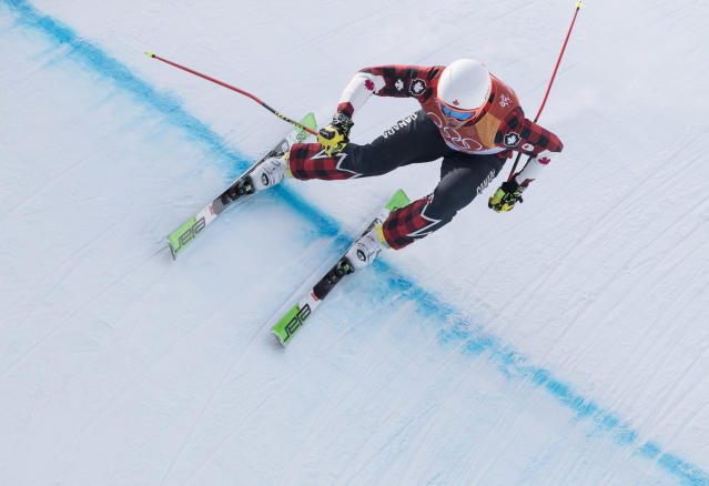 <p><strong>THE BAD</strong><br>Dave Duncan:<br>Canadian ski cross racer Dave Duncan was arrested on the second to last day of the PyeongChang Olympics for stealing a car. At least one other person was arrested with him as well. (Getty images) </p>