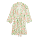 <p><span>The Ultimate Floral Robe in Pop of Pink</span> ($78) </p>
