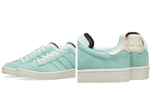 ADIDAS Campus W Clear Mint & Off White