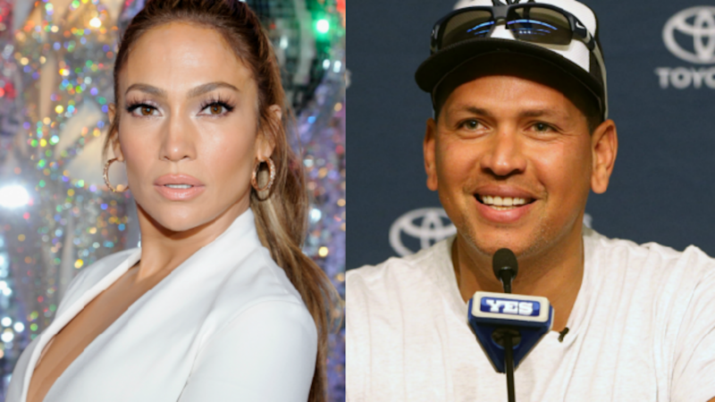 Jennifer Lopez reveals how she and Alex Rodriguez started dating