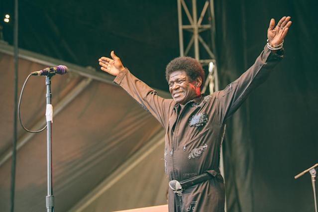 Charles Bradley (photo courtesy of Arroyo Seco Weekend)