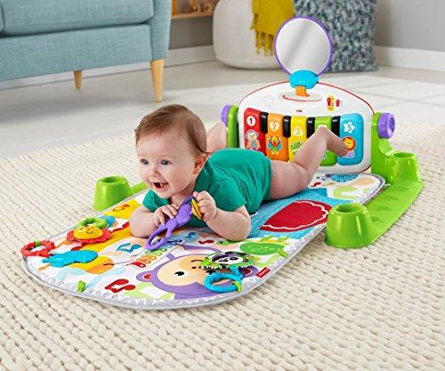 Fisher-Price Deluxe Kick 'n Play Piano Gym (Amazon / Amazon)