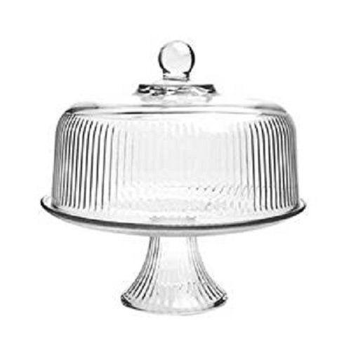 """<p><strong>Monaco Cake Set</strong></p><p>Anchor Hocking</p><p><strong>$28.00</strong></p><p><a href=""""https://www.amazon.com/dp/B0000DBJVB?tag=syn-yahoo-20&ascsubtag=%5Bartid%7C10069.g.34043814%5Bsrc%7Cyahoo-us"""" rel=""""nofollow noopener"""" target=""""_blank"""" data-ylk=""""slk:Shop Now"""" class=""""link rapid-noclick-resp"""">Shop Now</a></p><p>""""Amazon is my go-to for linen-like guest towels for powder rooms. I order at least three boxes for every project. Additionally, I order a long rectangular white tray to place them on. The second thing I order is Anchor Hocking cake stands. I always leave a nice cake on the island for clients to enjoy. Who doesn't want a sweet treat in their new kitchen?"""" – Joy Moyler, <a href=""""http://www.joymoylerinteriors.com/"""" rel=""""nofollow noopener"""" target=""""_blank"""" data-ylk=""""slk:Joy Moyler Interiors"""" class=""""link rapid-noclick-resp"""">Joy Moyler Interiors</a></p>"""