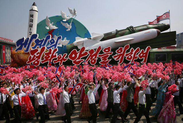 North Korea warns Darwin could be a nuclear flashpoint as 1550 US Marines begin their deployment there. Source: AP