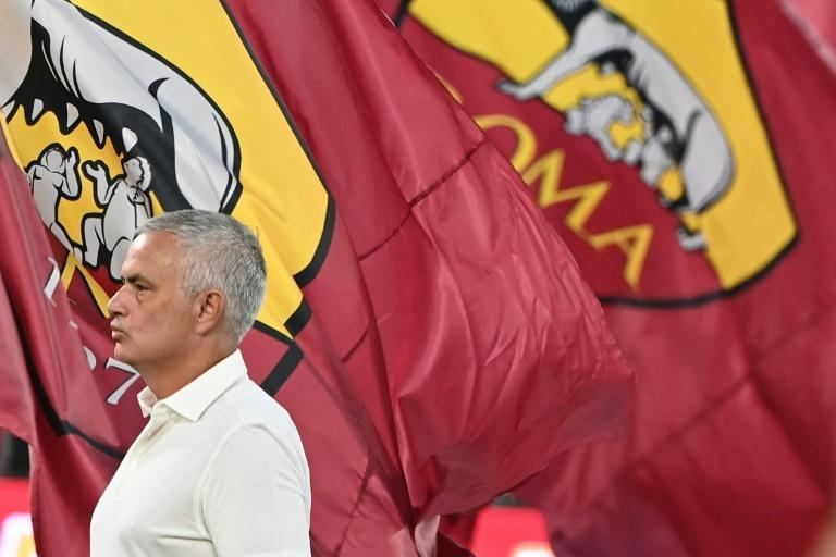 Jose Mourinho shocked the football world when he joined Roma in May