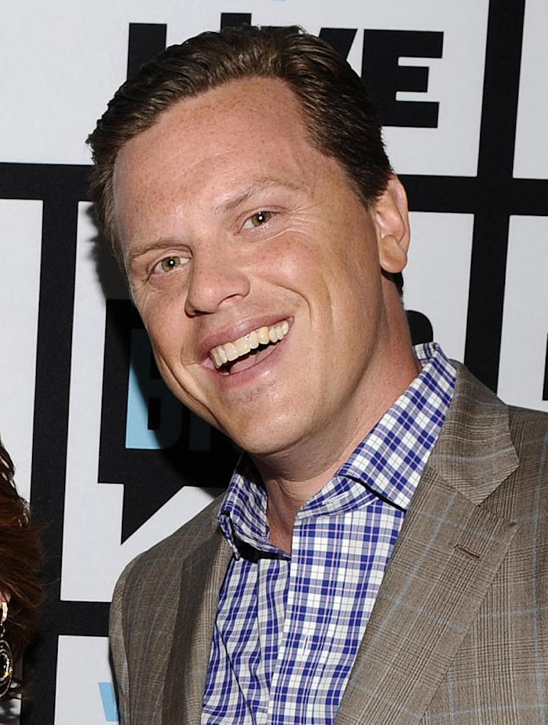 """FILE - In this July 24, 2011 image originally released by Bravo, MSNBC's Willie Geist  is shown after an episode of Bravo's """"Watch What Happens Live"""" in New York.  Geist's """"Way Too Early"""" airs weekdays at 5:30 a.m. EST on MSNBC. (AP Photo/Bravo, Peter Kramer)"""
