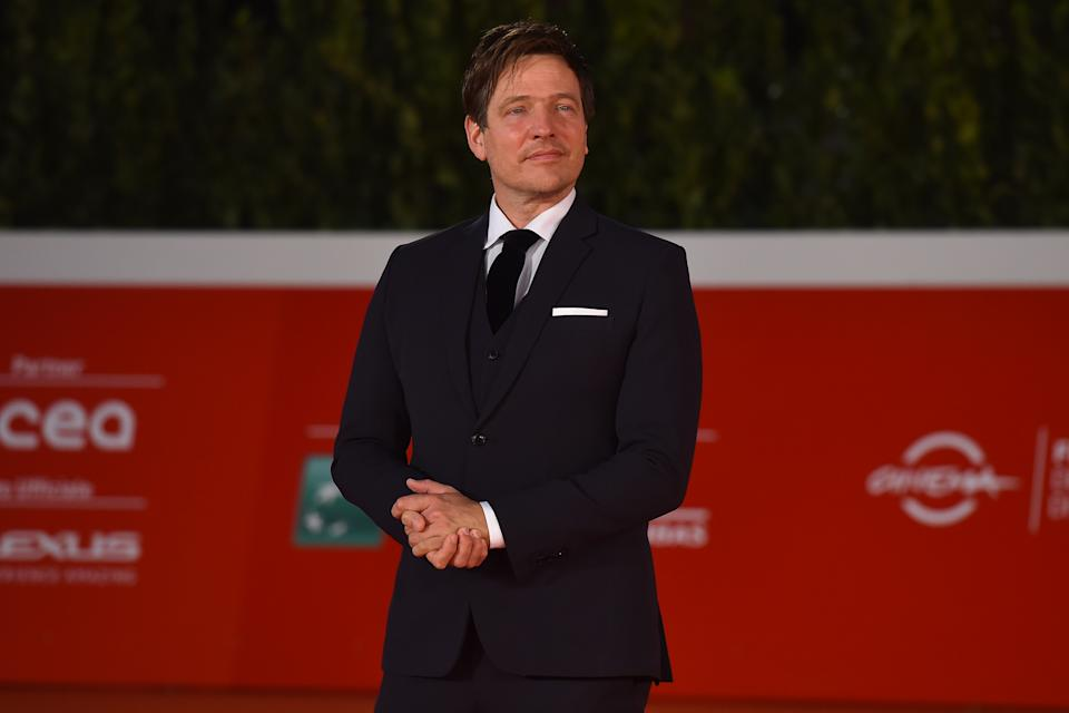 Thomas Vinterberg at the 15th Rome Film Fest on 20 October, 2020 (Photo by Massimo Insabato/Mondadori Portfolio via Getty Images)