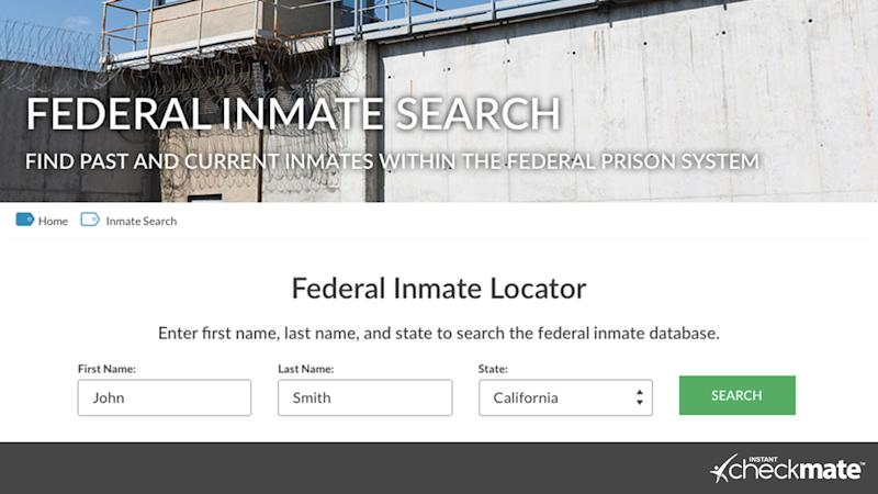 ca state prison inmate search