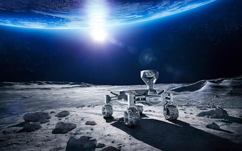 Mission to the Moon: two rovers could be the first to land on the moon for 46 years  - PTScientists