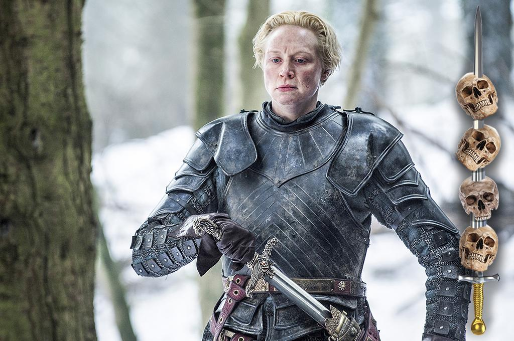 <p>Having honor and loyalty is a sure way to get you killed in Westeros. Once she strangles the Red Woman with her bare hands for what happened to Renly Baratheon, Brienne doesn't have much to live for. As much as we'd love to see her go off and make tiny (OK, huge, hairy babies) with Tormund, it's much more likely that she'll die trying to protect an unappreciative Sansa.<br /><br />(Photo Credit: HBO) </p>