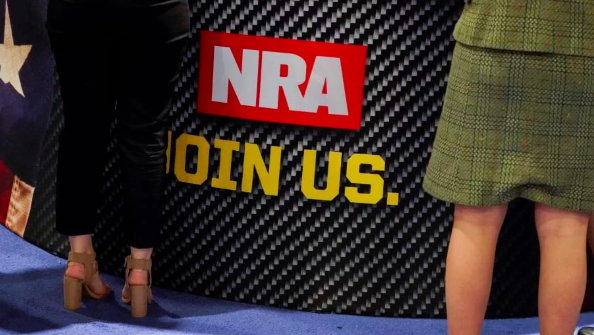 Photo of Not Even 'Ideas and Prayers' From NRA—Simply Boasts About Its Legislative Wins