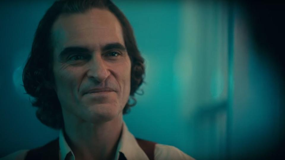 Joaquin Phoenix spoke about his weight loss for Joker (Credit: Warner Bros)