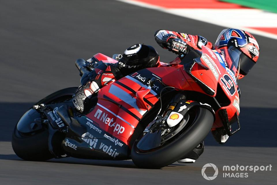 "P18 Danilo Petrucci, Ducati Team<span class=""copyright"">Gold and Goose / Motorsport Images</span>"