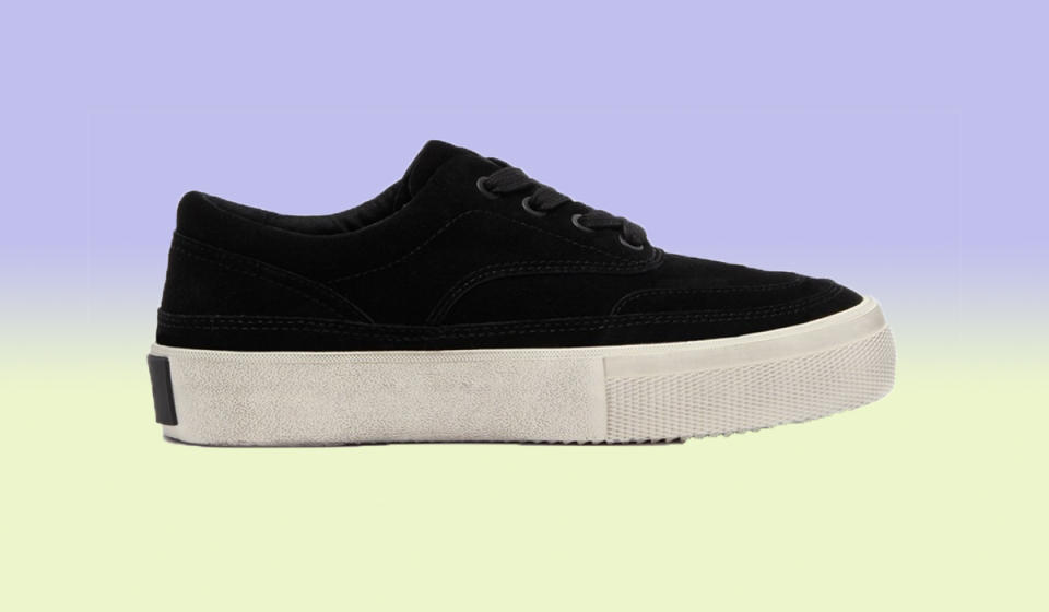These suede sneakers are a ridiculous 56 percent off. (Photo: Nordstrom Rack)