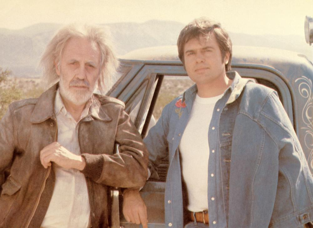 <p>Demme's mainstream breakthrough picture, this fact-based comedy drama centres on Paul Le Mat as a gas station owner who comes to the aid of an injured biker, which turns out to be the billionaire Howard Hughes (Jason Robards) – and, years later, finds himself named in Hughes' will. (Picture credit: Universal) </p>