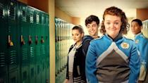 "<p>Or was <em>this</em> the movie that gave us Noah Centineo? Here, he plays Jamey, another sensitive heartthrob, this time opposite the shy and unpopular Sierra (Shannon Purser from <em>Stranger Things</em>). Sierra gets involved in a <em>Cyrano</em> <em>de Bergerac</em>-style situation where she starts a relationship with Jamey — except he thinks her phone number belongs to someone else. How long can she keep up the mistaken identity?<br></p><p><a class=""link rapid-noclick-resp"" href=""https://www.netflix.com/title/80239639"" rel=""nofollow noopener"" target=""_blank"" data-ylk=""slk:WATCH NOW"">WATCH NOW</a></p>"